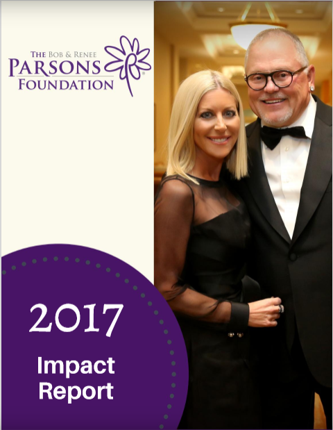 2017 Impact Report coverpage