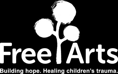 Free Arts for Abused Children of Arizona Logo