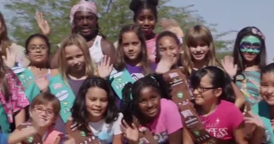 Girl Scouts Beyond Bars