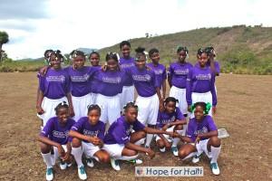 Girls-Soccer-Team